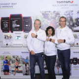TomTom Launches Four GPS Sports Watches Starting from 12,999 INR