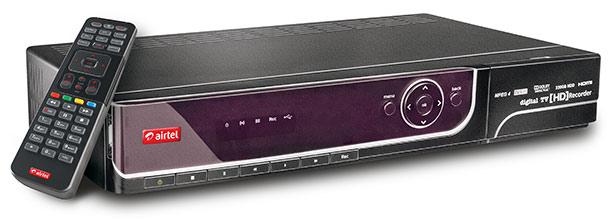 Airtel-DTH-3D-HD-DVR
