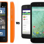 Microsoft Lumia 532 vs Android One Phones Comparison – Which One to Buy ?