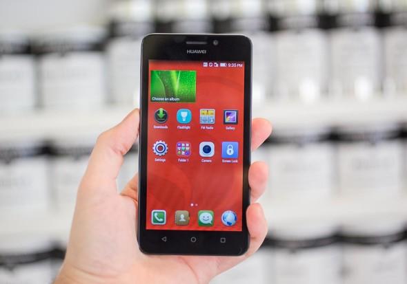 Huawei MWC phones