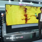 LG launches 105 inch 5K TV in India at Rs 60 lakh