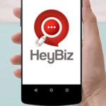 Techlites Solution launches HeyBiz Mobile Application