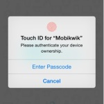 MobiKwik launches its new iOS app with TouchID Authentication