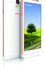 """Intex Cloud M5 II with Quad Core processor and 5"""" Screen launched at INR 4799"""