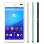 Sony Xperia M4 Aqua and C4 Announced
