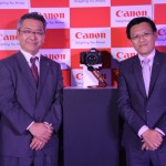 New Range of Cameras launched by Canon