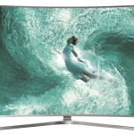 Samsung Launches SUHD Curved TV in India