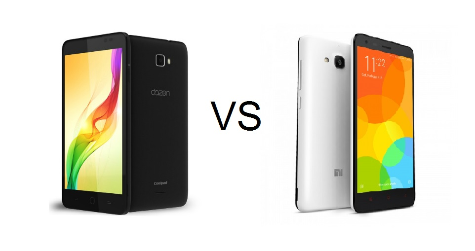 redmi 2 vs dazen 1