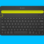 Logitech Multi-Device Keyboard K480 Can Type On 3 Devices Simultaneously