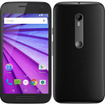 Water Resistant Motorola Moto G 3rd Generation Launched at 11,999 INR