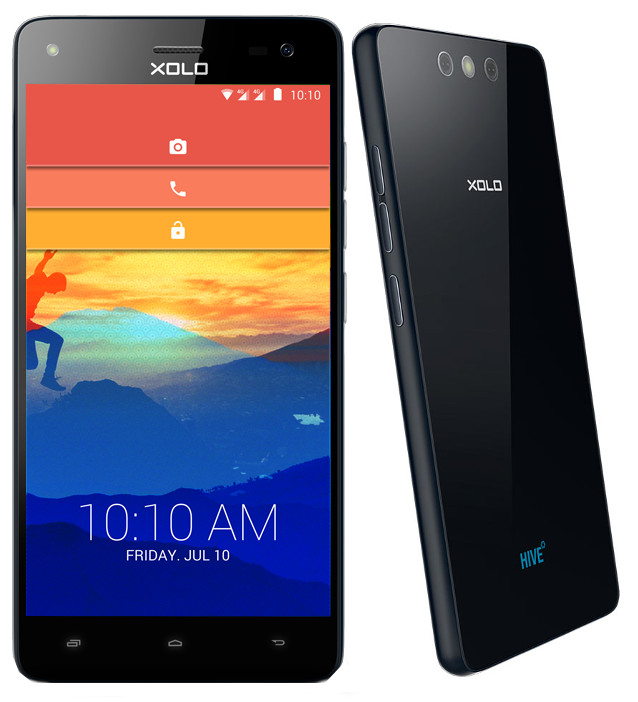 32fc78b59 Xolo Black with Dual Rear Camera Launched at 12