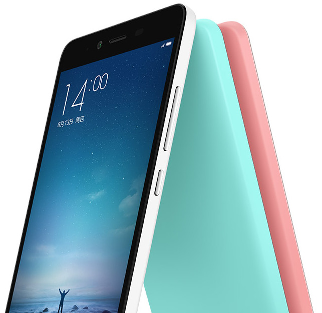 Xiaomi Redmi Note 2 And Prime Announced In China