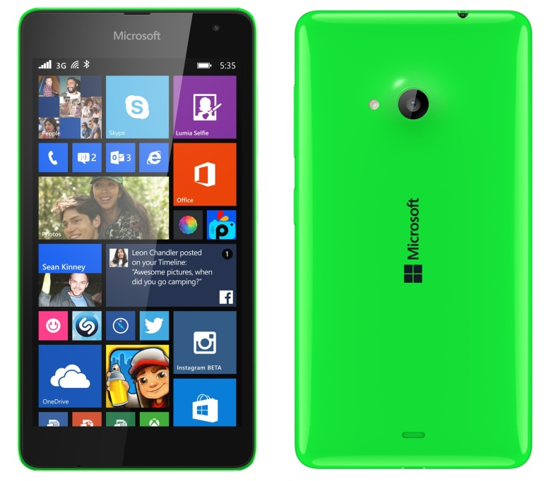 Lumia 535 Now Available For 5,999 INR Under Exchange Offer |