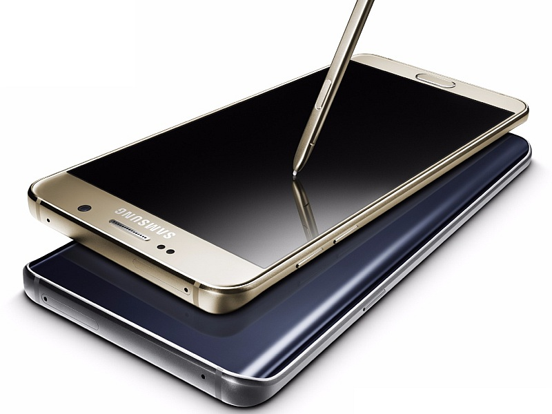 Galaxy Note 5 image