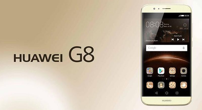 Huawei G8 image