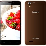 Karbonn Titanium S200 With 5 Inch HD Display Launched At 4,999 INR
