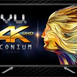 VU Launches 4K UHD SMART LED Iconium Series TV Starting At 63,000 INR