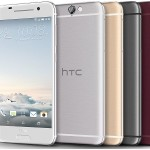 HTC One A9 With 5 Inch AMOLED Display Officially Announced
