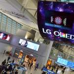 LG launches World's Largest OLED Display