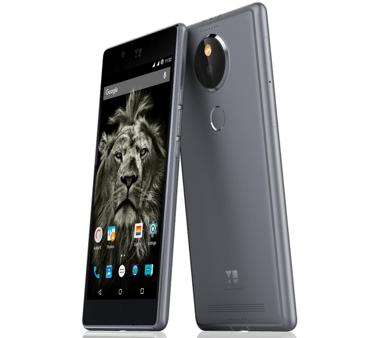 YU Yutopia with 5 2 inch Quad HD display and 4GB DDR4 RAM Launched