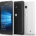 Microsoft Lumia 550 Running Windows 10 Launched In India For 9,399 INR