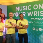 TomTom's Music Player Integrated GPS Fitness Watch Doubles Launched Starting 13,999 INR