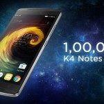 Lenovo Sells 100,000 K4 Note Units In Just 2 Weeks