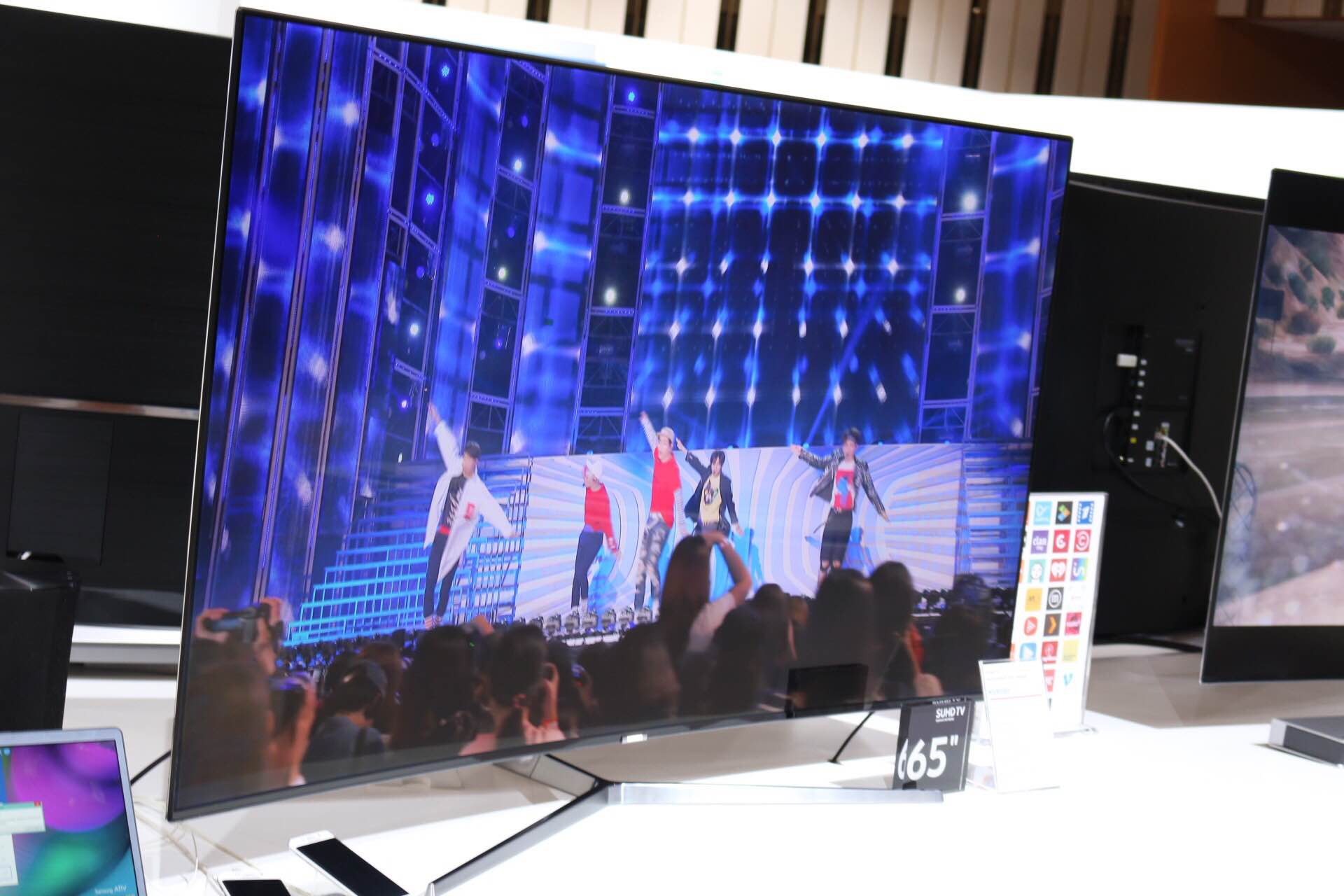 Samsung Showcases 2016 SUHD TV Lineup At South-East Asia Forum |