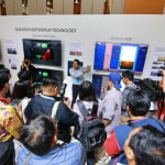 Innovative Visual Display Technology Showcased At Samsung Forum 2016