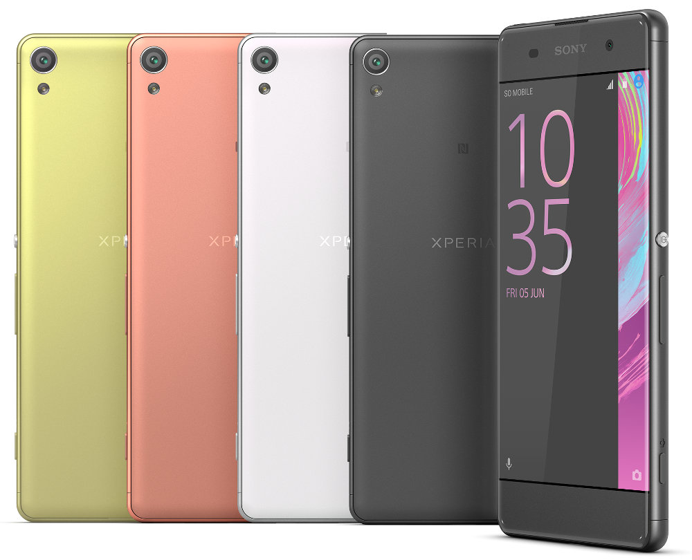 Sony-Xperia-XA-Colours