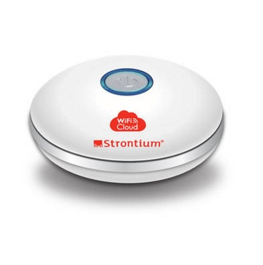 Strontium Mobile WiFi Cloud Hub