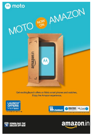 Moto Amazon.in