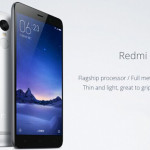 Xiaomi Redmi Note 3 with Snapdragon 650 and 4000 mAh Battery Arrives in India At 9,999 INR