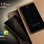 Swipe Elite Note With 5.5 Inch Display And 3GB RAM Launched At 7,999 INR