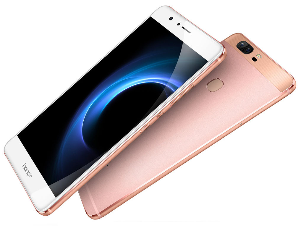 Huawei Honor V8 With 5 7 inch Quad HD Display and 4GB RAM