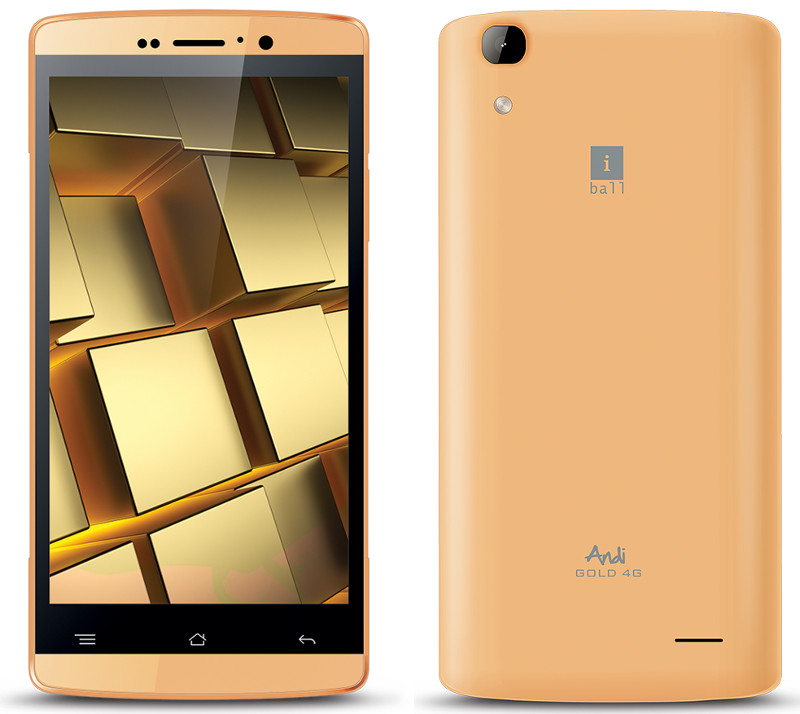 Andi Gold 4G