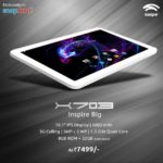 Swipe X703 Tablet With 10.1 Inch Display Launched At 7,499 INR