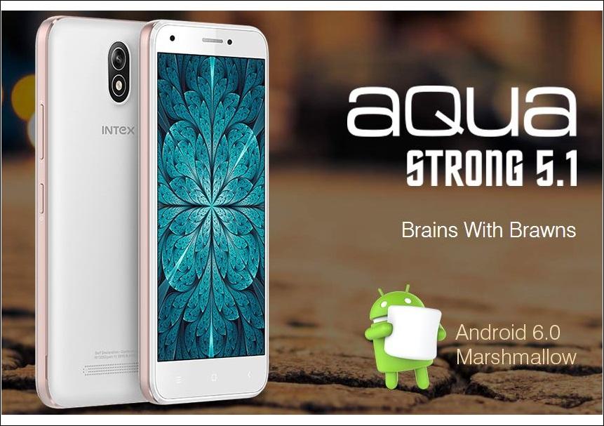 Aqua Strong