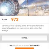 Huawei P9 Benchmarks