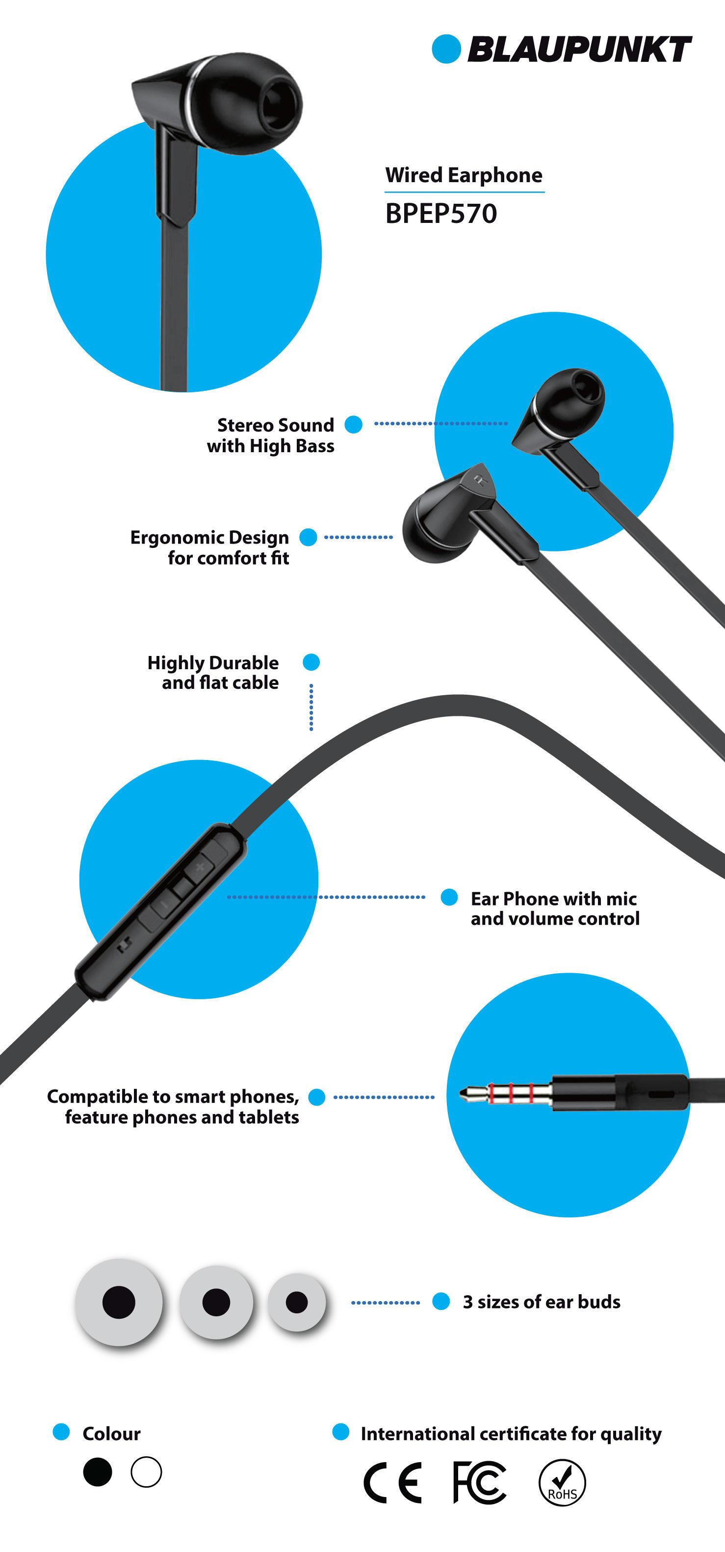 inr wiring diagram high efficiency stereo class d audio amplifier blaupunkt launches car chargers cables and earphones in some of these earphones also use duress resistant