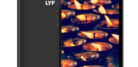 Lyf F8 Running Android Marshmallow Launched At 4,199 INR