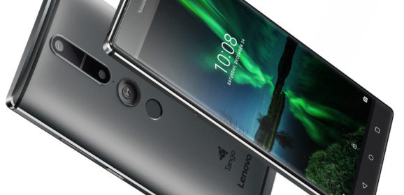 First Google Tango Phone Lenovo Phab 2 Pro Launched In India At 29,990 INR