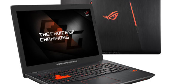 ASUS unveils ROG Strix GL553 for Rs. 94,990 at Indian Gaming Show (IGS) 2017