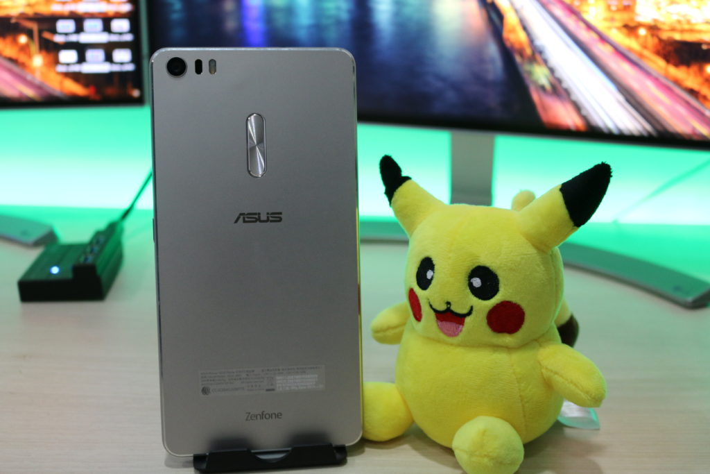 ASUS unveils ZenFone Live, flawless  for the selfie livestreamers