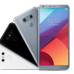 [MWC 2017] LG G6 announced with 5.7-inch QHD+ 18:9 display, Dual Rear Cameras and New Design