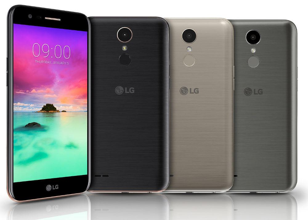 LG K10 X400