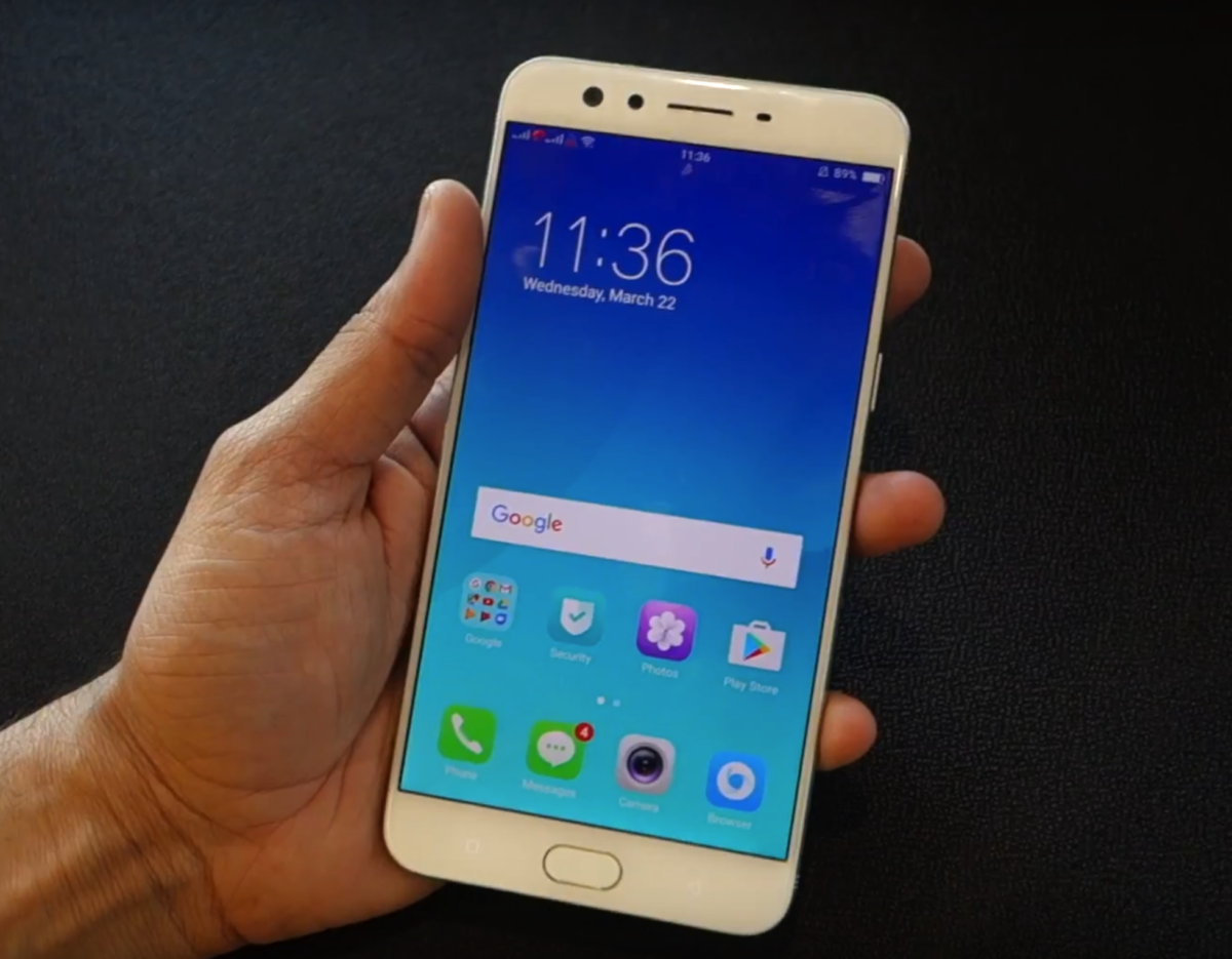 Oppo F3 Plus featuring dual-front Cameras launched in India