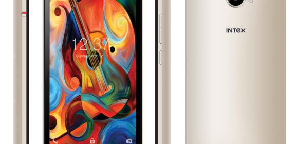 Intex Aqua Trend Lite with 4G VoLTE and Mega Sound Speaker launched for Rs 5,690