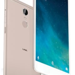 Lava Z25 and Z10 launched at Rs 16,990 and Rs 9990 respectively