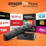Amazon Fire TV Stick With Voice Remote Launched At 3,999 INR